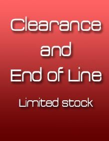Clearance, End of Line and Sale Gifts