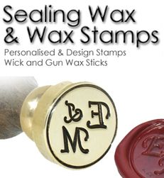 Sealing Wax and Wax Stamps