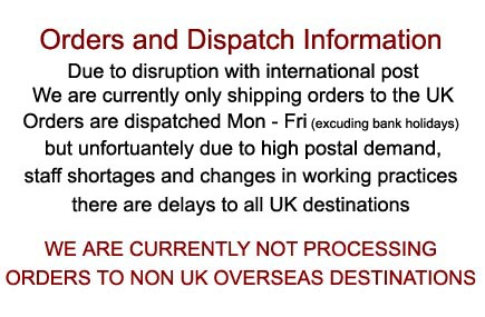 Order and Dispatch Information